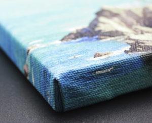 Широкоформатная и интерьерная печать на холсте