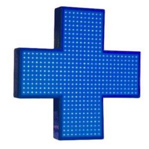 Изготовление аптечных светодиодных крестов